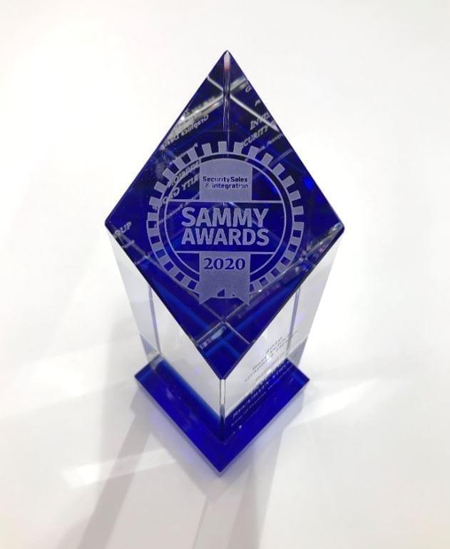 2020 SAMMY Award